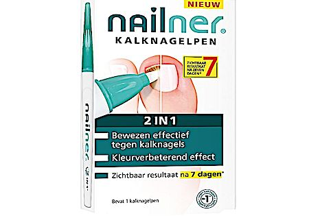 Alle Nailner producten. b.v Nailner 2-in-1 Kalknagelpen 4ml