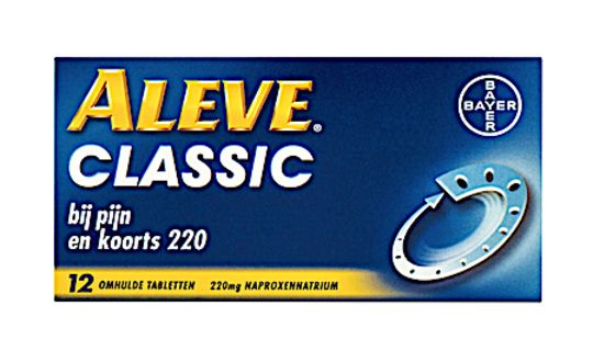 ALEVE / ANTIGRIPPINE