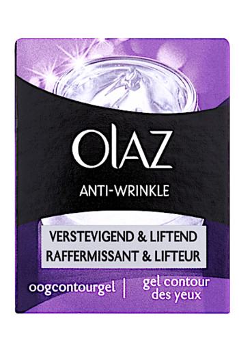 Olaz Anti-wrinkle Verstevigend en Liftend Oogcontourgel 15 ml