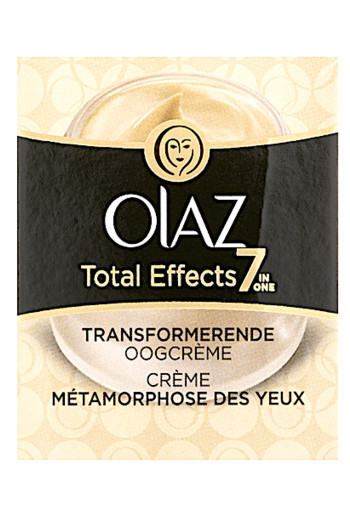 Olaz Total Effects 7-In-1 Transformerende Oogcrème 15 ml
