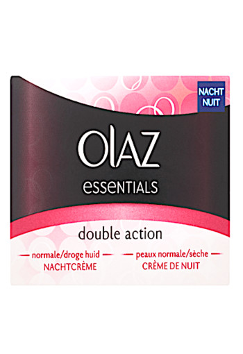 Olaz Double Action Nachtcrème 50 ml