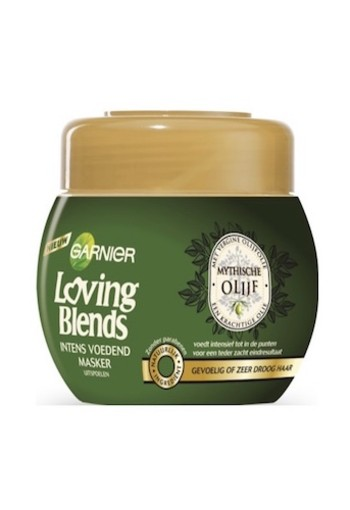 Garnier Loving Blends Masker Olijf 300ml