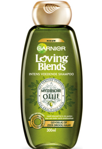 Garnier Loving Blends Shampoo Olijf 300ml