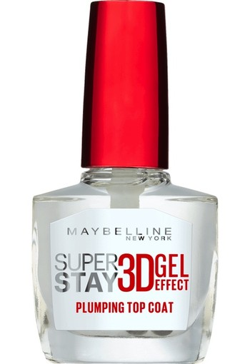 Maybelline Superstay 3D Plumping Top Coat 10 ml