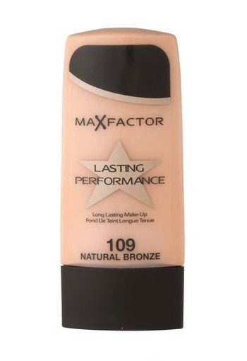 Max Factor Lasting Performance 109 Natural Bronze Foundation 35 ml