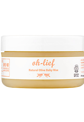 Oh-Lief Natural Olive Baby Wax 100 gr.