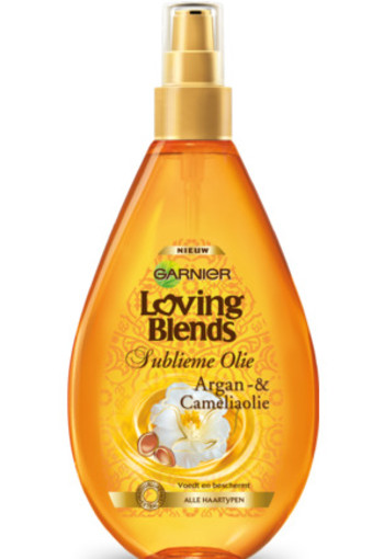 Garnier Loving Blends Olie Argan & Camelia 150ml