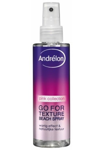 Andrelon Beach Spray Pink 150ml