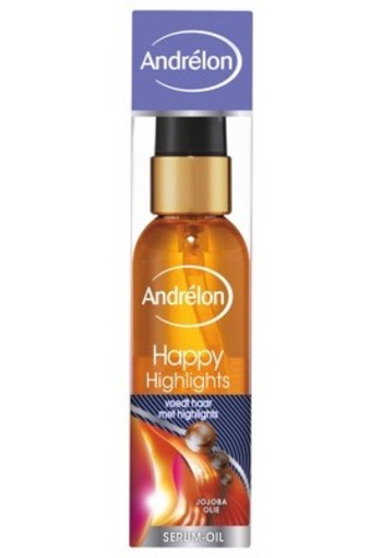 Andrelon Serum Oil Happy Highlights 75ml