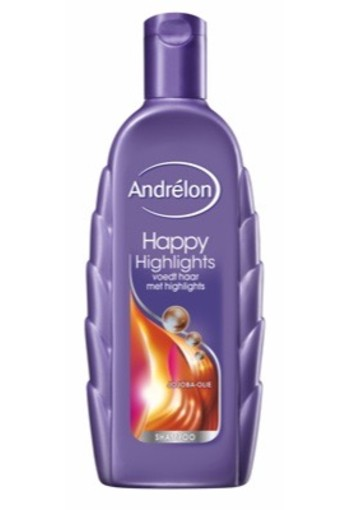 Andrelon Shampoo Happy Highlights 300ml