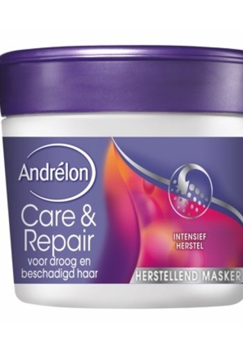 Andrelon Haarmasker Care & Repair 250ml