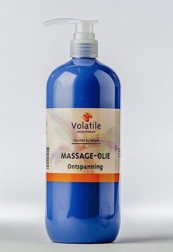 Volatile Massageolie Baby Mandarijn 1000ml