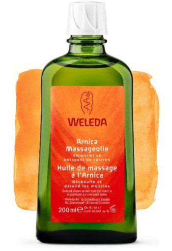 Weleda Arnica Massageolie 100ml