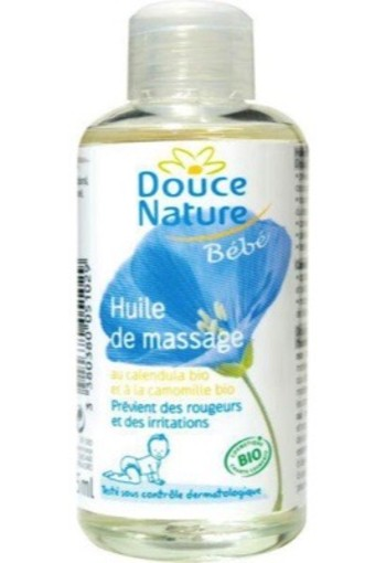 Douce Nature Baby Massageolie 100ml