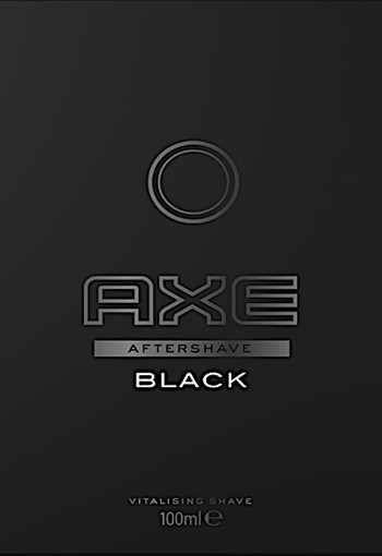 AXE BLACK AFTERSHAVE