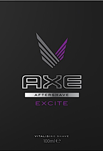 AXE EXCITE AFTERSHAVE
