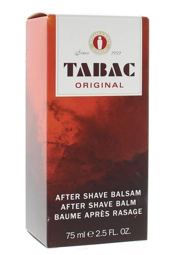 Tabac Original caring soft aftershave balm (75 ml)