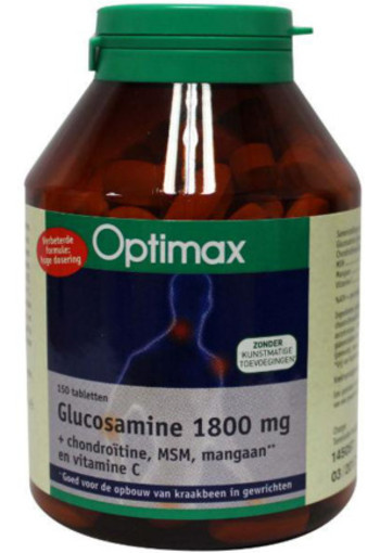 Optimax Glucosamine 1800 Mg (150tb)