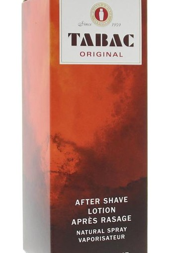 Tabac Original aftershave lotion natural spray (50 ml)