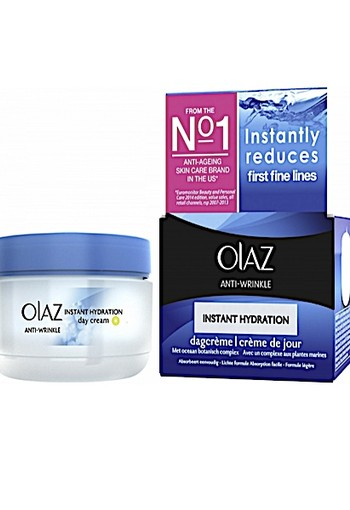 Olaz Anti-rimpel Instant Hydration Dagcreme 50ml