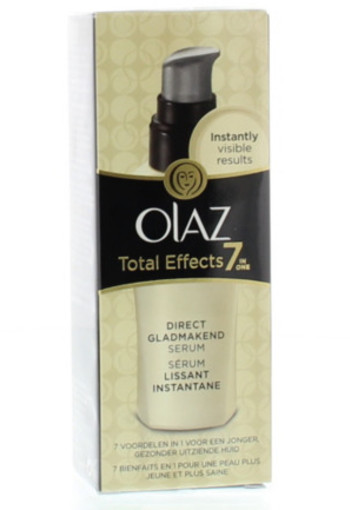 Olaz Total Effects Serum 50ml