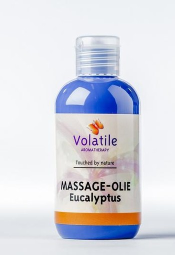 Volatile Massageolie eucalyptus (100 ml)