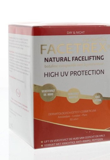 Facetrex Natural facelifting (50 ml)