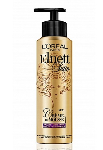 LOREAL PARIS ELNETT MOUSSE CURLS 200 ML