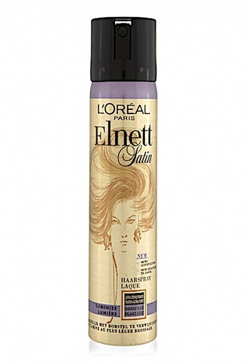 LOREAL PARIS ELNETT LUMINIZE HAARLAK MINI 75 ML