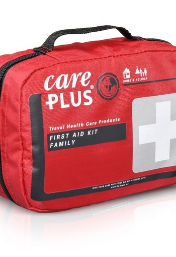 Care Plus First aid kit family (1 set)