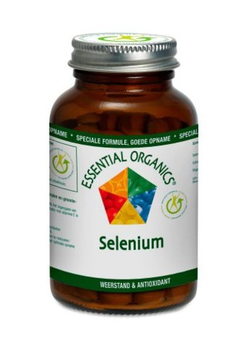 Essential Organ Selenium NP 50 mcg (90 tabletten)