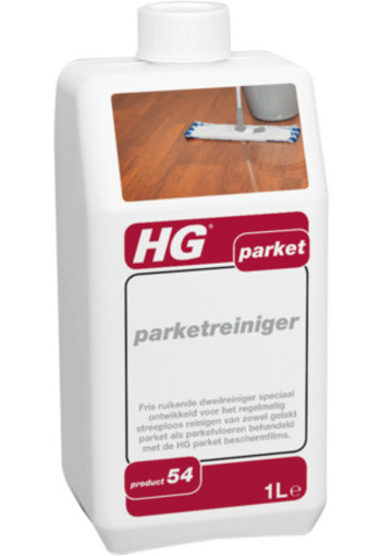 Hg Parketreiniger 54 1000ml