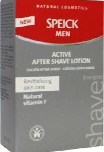 Speick Man aftershave lotion actief (100 ml)