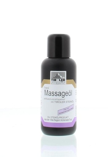 Tiroler Steinoel Massage olie (100 ml)