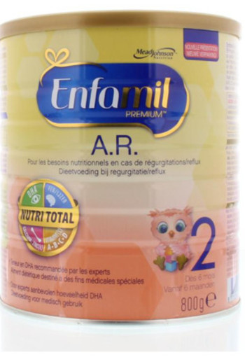 Mead Johnson Enfamil Ar 2 800g