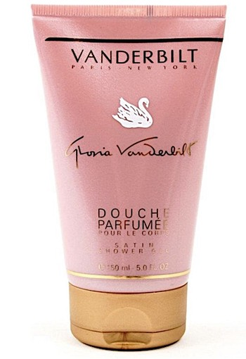 Gloria Vanderbilt Satin Shower Gel - 150 ml