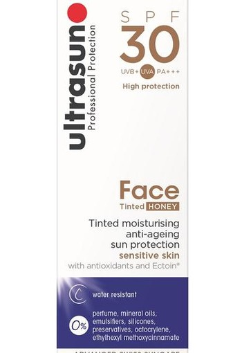 Ultrasun Face tinted SPF 30 (50 ml)
