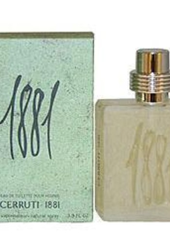 Cerruti 1881 Eau de toilette vapo men (100 ml)