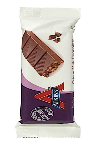 Atkins Endulge Milk Chocolate Crisp Reep 30g