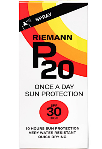 P20 Once A Day Factor 30 Spray 200 ml