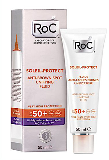 Roc Soleil Protect Anti-brown spots SPF50+