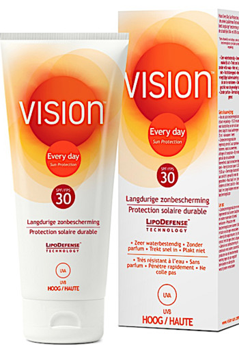Vision Zonnebrand Every Day Sun Protection SPF 30 200ml