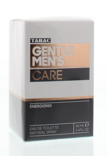 Tabac Gentle mens care eau de toilette energizing (40 ml)
