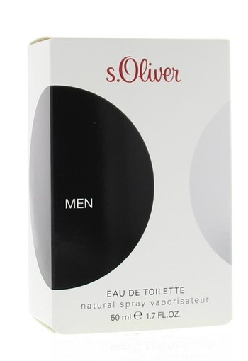 S Oliver Man eau de toilette natural spray (50 ml)