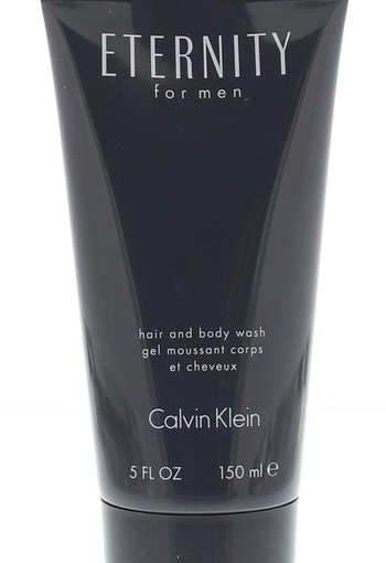 Calvin Klein Eternity men hair and body wash (150 ml)