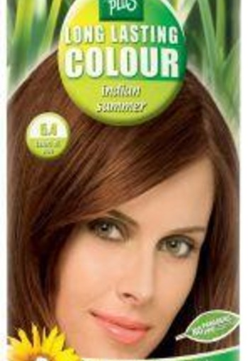Henna Plus Long lasting colour 5.4 indian summer (100 ml)