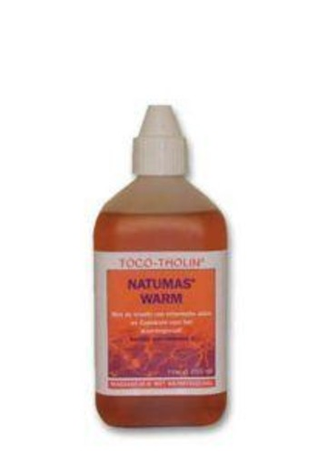 Toco Tholin Natumas massage warm (250 ml)