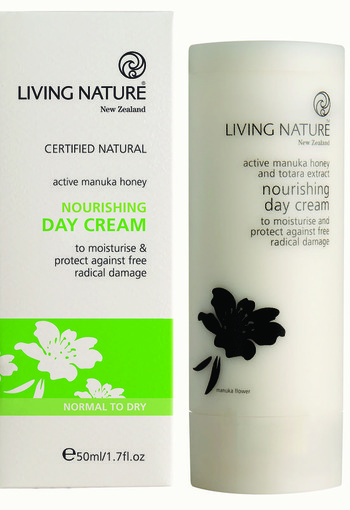 Living Nature Voedende dagcreme (50 ml)