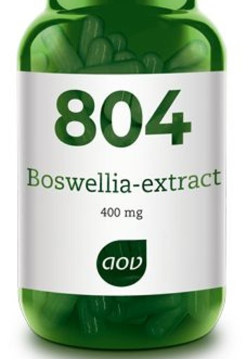AOV 804 Boswellia extract 400 mg (60 vcaps)