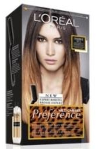 Loreal Preference wild ombre 01 (1 set)